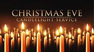 Candlelight Service Tonight @ 6pm
