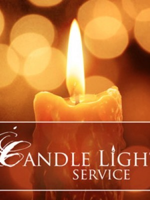 This Sunday Night – Candlelight Lord's Supper