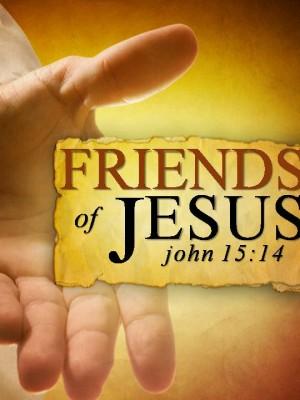 AM Worship@Woodland, John 15:12-17, Gospel Friendship