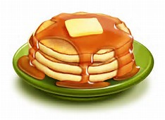 Pancake Breakfast Youth Fundraiser @ 8:30 Sunday Morning
