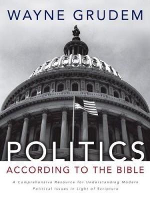 Wednesday@Woodland – Iron Sharpens Iron, Politics According to the Bible