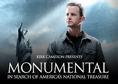 "5PM, Sunday, July 5th – Movie showing – ""Monumental"" by Kirk Cameron"