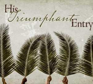 Sunday@Woodland, Palm Sunday, Christ's Coronation, John 12:12-19