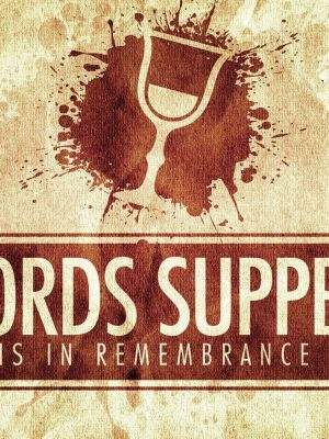 Worship@Woodland, The Lord's Supper, 1 Corinthians 11:17-34