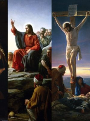 Christ the King, April 2 – 16th