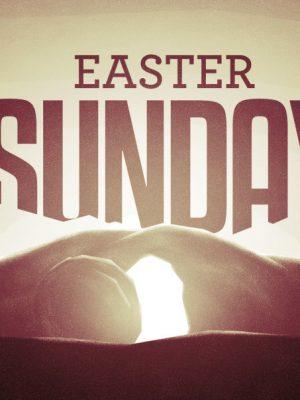 Easter Weekend Schedule