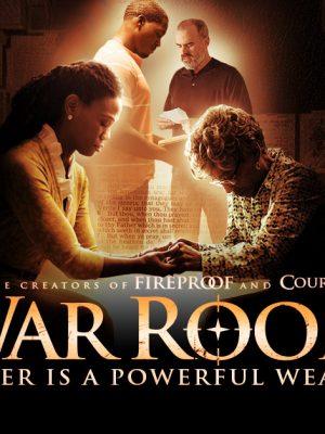 "Movie Night, ""War Room,"" 6:30pm"