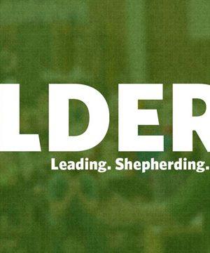 Worship@Woodland, 1 Timothy 5:17-25, Elders Who Rule Well