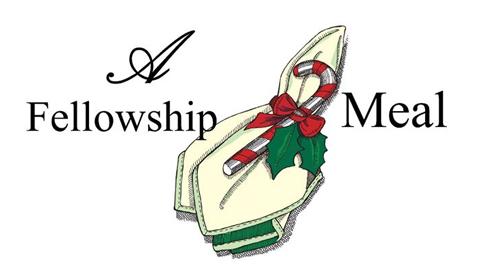 Christmas Fellowship Meal