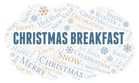 Children's Sunday School Christmas Breakfast